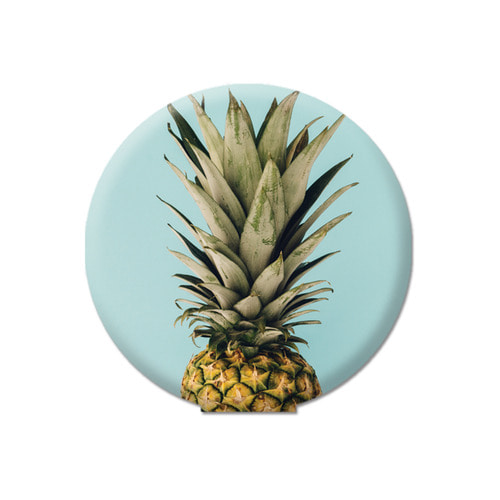 Sticky Pad_pineapple