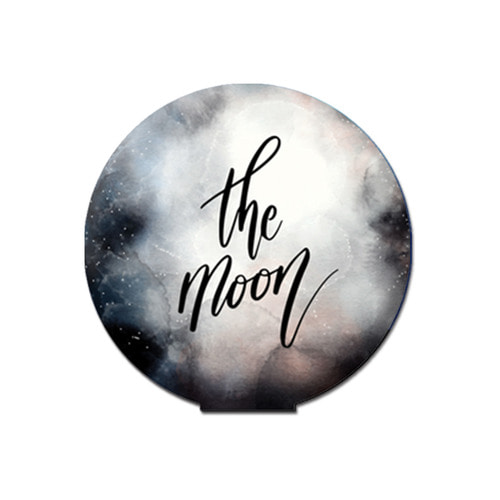 Sticky Pad_the moon